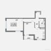 2-к квартира, 52.1 м², 6/12 эт.