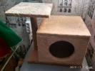 Домик для кошки, кошачий дом новый