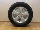 Комплект зимних колес в сборе 17 дюймов