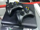 Xbox 360 не прошитый 2 геймпада