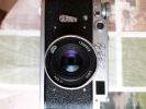Фотоаппарат фэд, раритет, в отличном состоянии