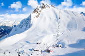 Готовность горнолыжных курортов к зимнему сезону