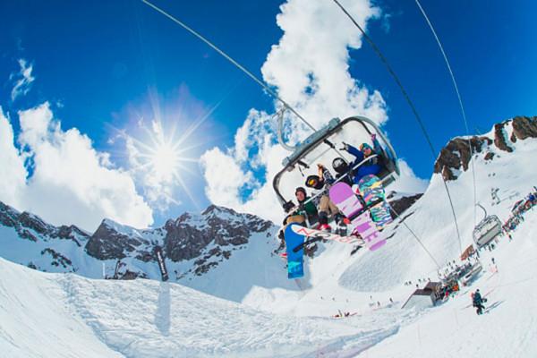 В горах Сочи появится новый курорт