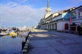 Территорию у Морского вокзала благоустроят