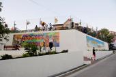 Современные детские площадки в Адлере
