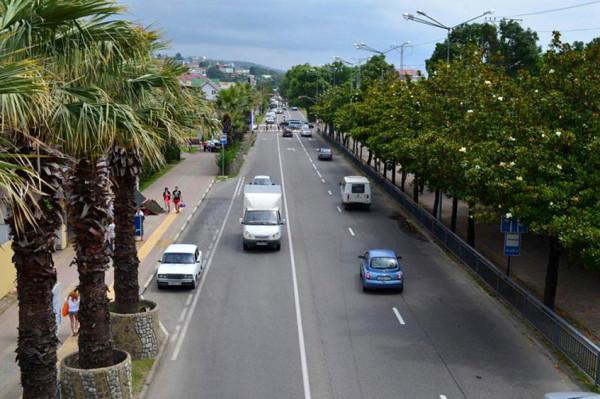 Реверсивное движение в Лазаревском районе отменят