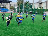 Городской турнир по регби
